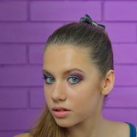 Фиолетовая юность... :: Рэм Медянский