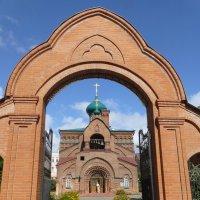 Церковь Иконы Божией Матери Казанская (старообрядческая) :: Наиля