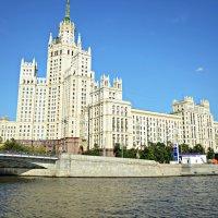Гостиница Украины_ Москва :: Ibraheem Almahmodi