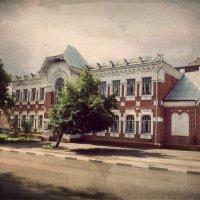 Городское училище 1911г. :: Евгений Анисимов