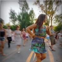 Танцуем друзья! :: Владимир Шошин