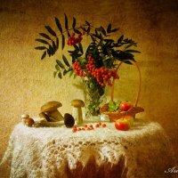 Лесной блюз :: Арина Зотова