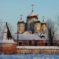 Как-то зимой :: Igor Khmelev