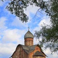 Церковь Петра и Павла в Кожевниках :: Елена Дорошенко