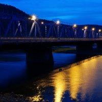 Вечерней мост. :: Александр Потапов