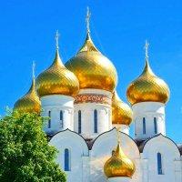 Успенский собор. Ярославль :: Ольга Ситникова
