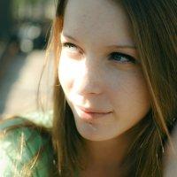 Солнечная Анечка! :: Кристина Бессонова