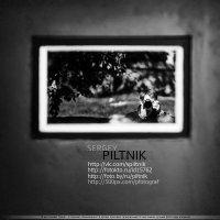 Автопортрет № 7 :: Сергей Пилтник