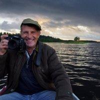 Фотосессия под тучей 2 :: Валерий Талашов