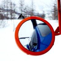 Гляжу в себя как в зеркало... :: Сергей Карцев