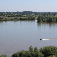Река Бия. :: Олег Афанасьевич Сергеев