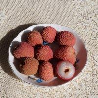 Китайская диковина--фрукт личи :: Natalia Harries