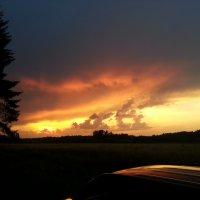 закат :: Anrijs Slišāns