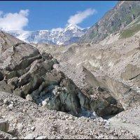 Ледник Безенги. :: Ирина Нафаня