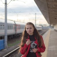 В ожидании :: Михаил Краев