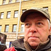 На цветном бульваре москва :: владимир Жуков