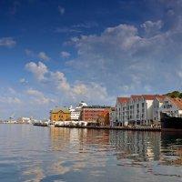 Небо и вода - это Норвегия :: Николаева Наталья