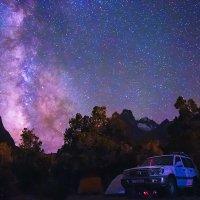 Млечный путь (около Алоуддинского озера) :: Ulugbek Khalilov