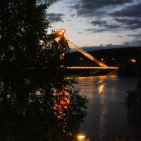 Мост в ночи :: Валентина Папилова