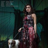 Вика  платье от Аксенова :: Alexandr Maker