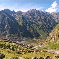 И часть горы осталась в нас... :: Ирина Нафаня