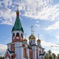 Храм Святой Троицы, Пойково :: Павел Белоус