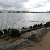Осенний пляж . :: Наталья Левина