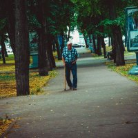 Старость :: Alina Mazitova
