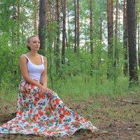 Прогулка по лесу :: Татьяна Бондарь