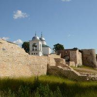 Изборская крепость :: demyanikita