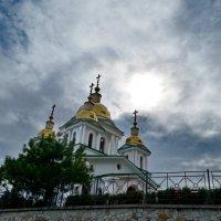 Храм в Ореанде :: Ольга Голубева