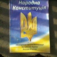 Народная Конституция :: Миша Любчик