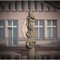 Чумной столб (Марьина колонна) в Остраве... :: Dana Spissiak