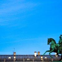Твердой походкой по небу :: Роман Кинаш