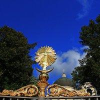 Ворота Преображенского Собора.(Верхний фрагмент) :: Александр Лейкум