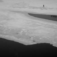 Тонкий лед :: Рагнед Малаховский