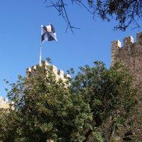 Крепость Сан Жоржи. Португалия :: Надежда Гусева