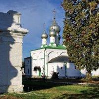 Рязань.Солотчинский монастырь.Рождественский собор.ХVII в. :: Лесо-Вед (Баранов)