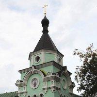 Часовня Ксении Петербургской :: Nikolay Monahov