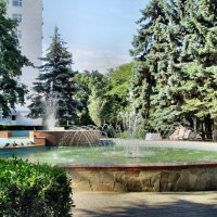 Утро у фонтанов... :: Тамара (st.tamara)