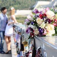 Свадебный букет :: Евгения Антипова