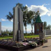«Мемориал Славы» г.Сургут :: Олег Петрушов