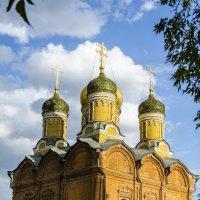 Знаменский монастырь что на Старом Государевом дворе :: Константин Сафронов