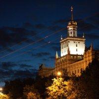 Alma mater :: Александр Андрианов