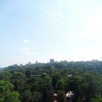 Парк:) Вид сверху:) :: Valeriya Voice