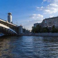 Виды города Москва с реки :: Сергей Sahoganin