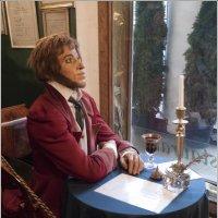 В Литературном кафе на Невском *** In the Literary Cafe on Nevsky :: Александр Борисов