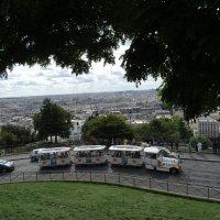 Взгяд на Париж :: Светлана Лысенко