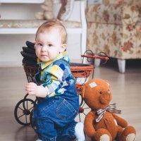 Малыш :: Дарья Большакова