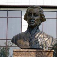 Памятник Г. Р. Державину :: Наиля